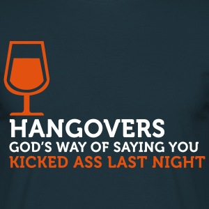 Hangovers Kick Ass 3 (2c) T-Shirts - Männer T-Shirt