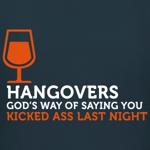 Hangovers Kick Ass 3 (2c) T-shirts - T-shirt dam