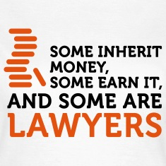 Some Men are Lawyers (2c) T-Shirts