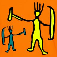 Design ~ Two Funny Trolls Shirt