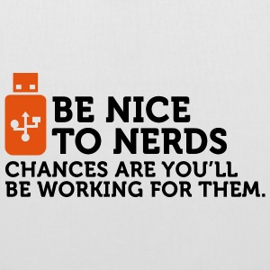 Be Nice to Nerds (2c) Tasker - Mulepose