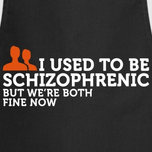 I used to be schizophrenic 2 (2c) Kookschorten - Keukenschort