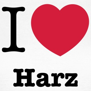 i love harz (dh) T-Shirts - Frauen T-Shirt