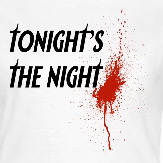 Dexter - tonight's the night - chica manga corta