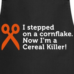 I'm a Cereal Killer (2c)  Aprons - Cooking Apron
