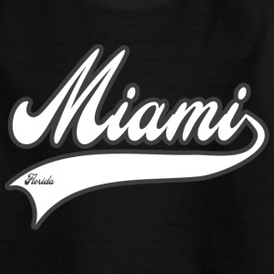 miami florida Kids' Shirts - Teenage T-shirt