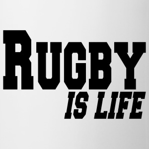 rugby is life Tazze - Tazza