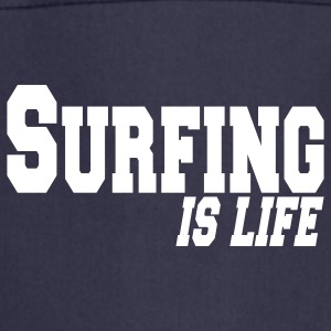 surfing is life Delantales - Delantal de cocina