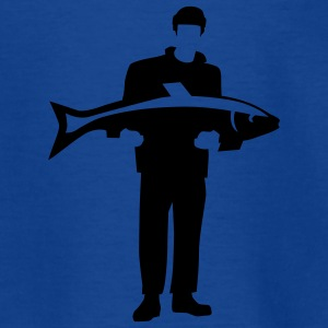 angler_012011_1c T-shirts - Teenager-T-shirt