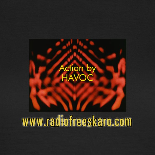 Action by HAVOC (T-Shirt)
