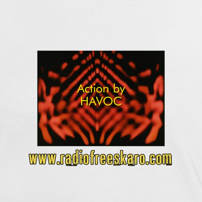 Action by HAVOC (Ringer Tee)