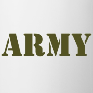 Army Tasses - Tasse