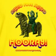 Design ~ Hooray! (Ringer T-shirt)