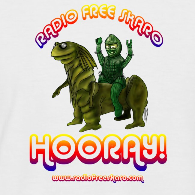 Hooray! (Baseball Shirt)