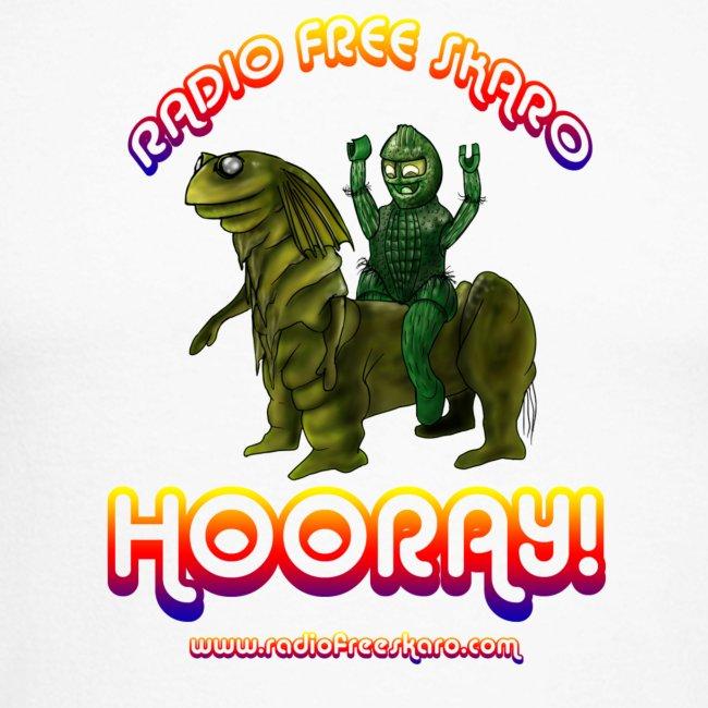 Hooray! (Raglan Long Sleeve)