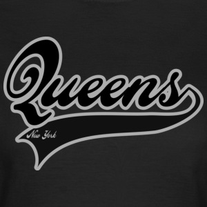 queens new york T-shirt - Maglietta da donna