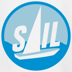 sail_e_2c Shirts - Teenage T-shirt