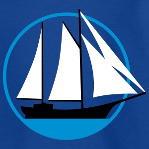 segelschiff_c_3c Shirts - Teenage T-shirt