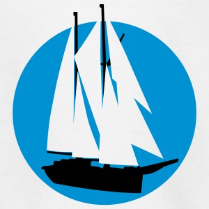 segelschiff_i_2c Shirts - Teenage T-shirt
