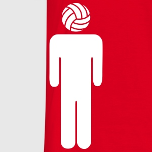 Volleyball Man T-shirts - Herre-T-shirt