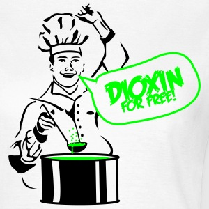 Dioxin for free T-Shirts - Frauen T-Shirt