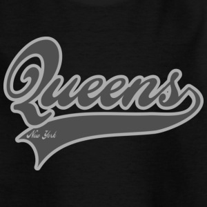 queens new york Kinder shirts - Teenager T-shirt