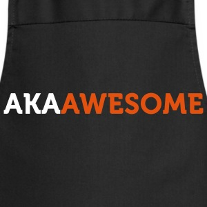 AKA Awesome 2 (2c)  Aprons - Cooking Apron