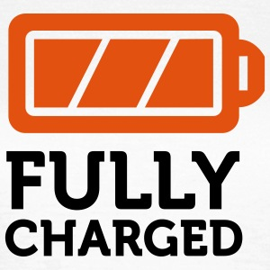 Fully Charged (2c) T-shirts - T-shirt dam
