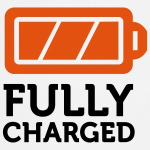 Fully Charged (2c)  Aprons - Cooking Apron
