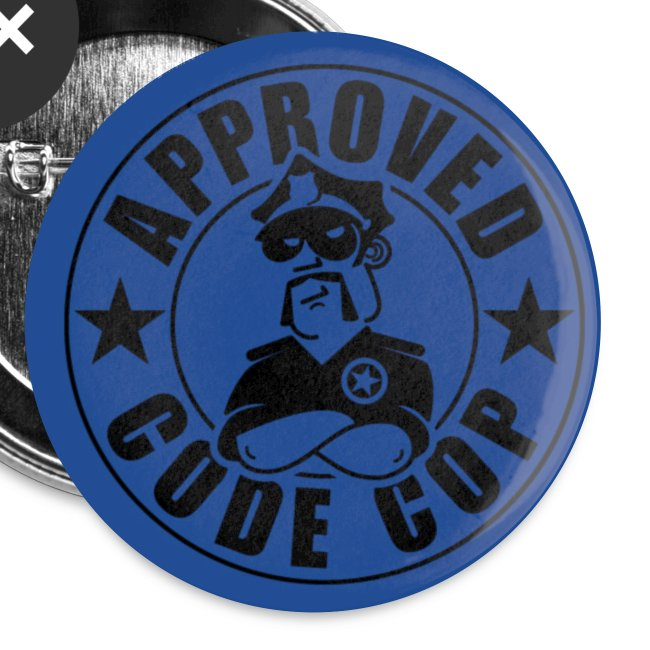 Code Cop, 'Approved'