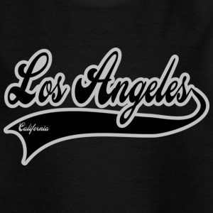 los angeles california Barneskjorter - T-skjorte for tenåringer