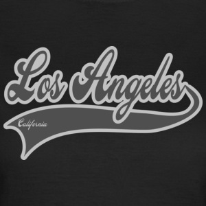 los angeles california T-skjorter - T-skjorte for kvinner