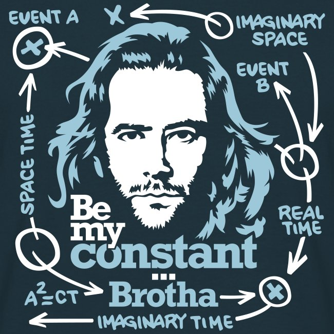 LOST: Be my Constant... Brotha