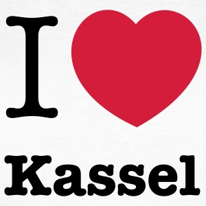 i love kassel (mk)  - Frauen T-Shirt