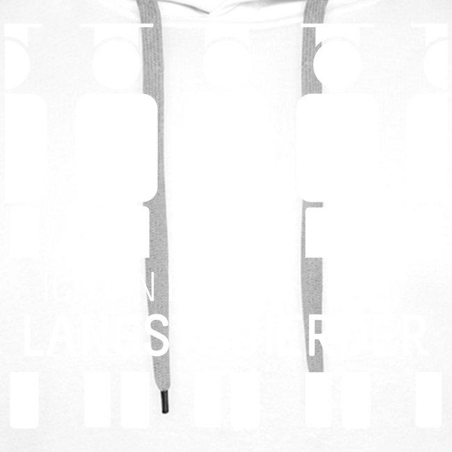 Langstudierder (Hoodie - Heren)