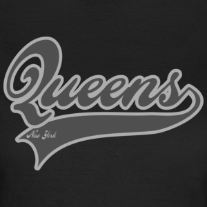 queens new york T-shirts - T-shirt dam