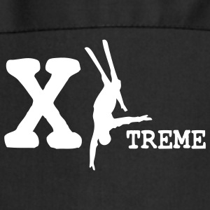 xtreme skiing  Aprons - Cooking Apron