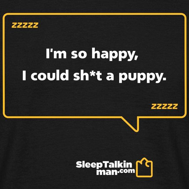 MENS: Sh*t a puppy