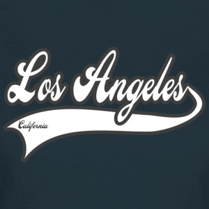 los angeles california T-shirts - T-shirt dam