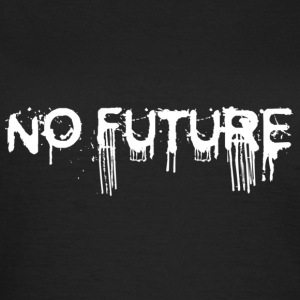NO FUTURE (blanc) T-shirts - Vrouwen T-shirt