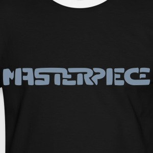 Masterpiece Men's T-Shirt - Men's Ringer Shirt