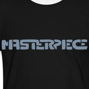 Masterpiece T-skjorte for herrer - Kontrast-T-skjorte for menn