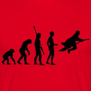evolution_potter_1c_a T-shirts - T-shirt herr