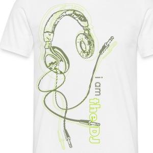 DJ Rave T-Shirts - Men's T-Shirt