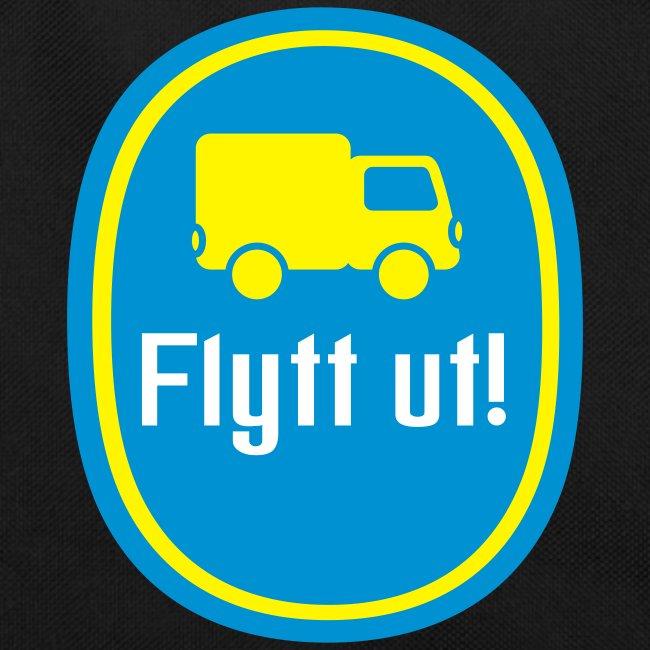 FLYTT UT retrobag
