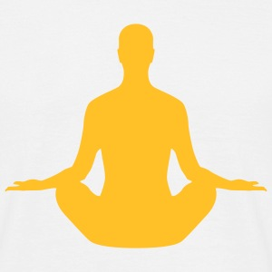 Yoga | Ruhe | Pause | Chillen T-Shirts - Men's T-Shirt