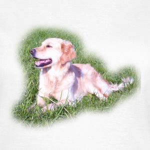 Golden Retriever T-Shirts - Frauen T-Shirt