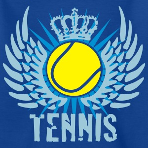 tennis_d_3c Shirts - Teenager T-shirt