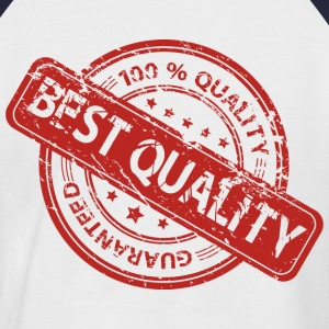 best_quality - Männer Baseball-T-Shirt