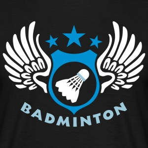 badminton_022011_h_3c T-Shirts - Men's T-Shirt